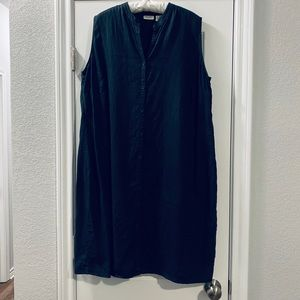 Cherokee Linen Shift Dress